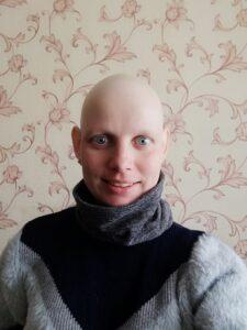 на Київщині староста села Петро Волошин познущався над онкохворою дружиною атовця
