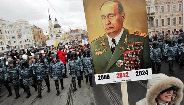 Путин, видимо, не вник кто такой Толмацкий – и убил…